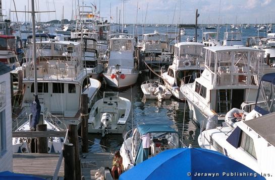 Payne S Dock Block Island